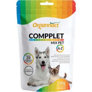Suplemento Vitaminico Organnact Compplet Mix Pet A Z 2562613