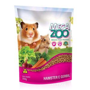 Racao Megazoo para Hamsters 350g