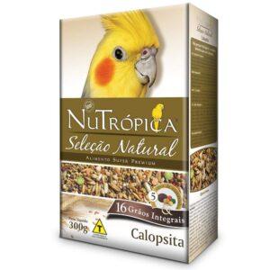 Racao Nutropica Selecao Natural para Calopsita